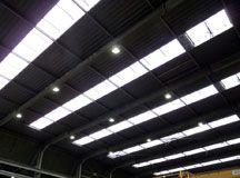 Nos produits d'éclairage industriel LED