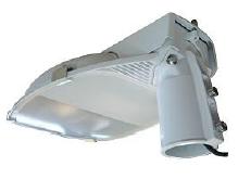 Eclairage public LED Vialux de puissance 40W LB vue de dessous
