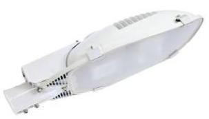 Eclairage public LED Vialux de puissance 40W LB vue de profil