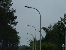 Nos produits d'éclairage public LED