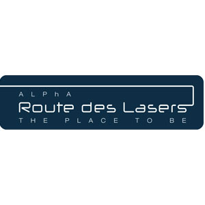 logo la route des lasers