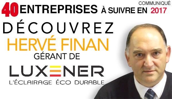 Notre éclairage LED et son économie circulaire par challenges.fr