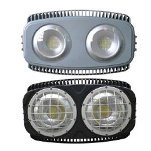 Projecteur à LED GENILUX 800W vue de face