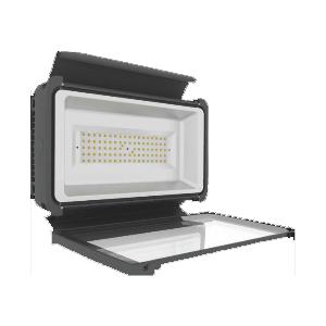 projecteur LED extensif vue de dos