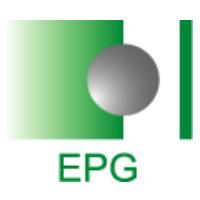 Solution d'éclairage économique LED pour le projet EPG