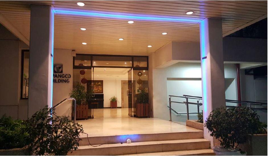 Tracé LED pour les façades